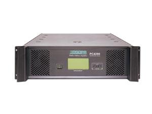 纯后级广播功效PC4200