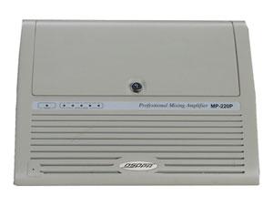 带前置/带分区/教室广播功效MP-220PⅡ