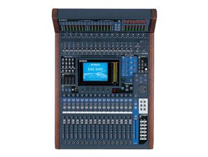 DM1000 V2数字录音调音台