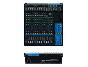 YAMAHA雅马哈 MG16 16路模拟调音台
